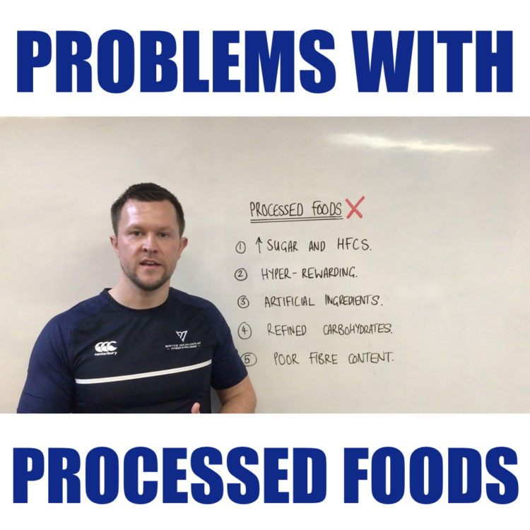 Problems With Processed Foods?
